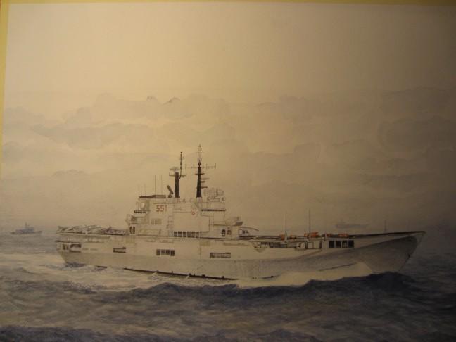 """18. """"Garibaldi"""" portaerei VSTOL della MMI"""