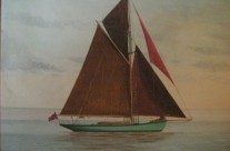 """01. """"Moya"""" dis. W. Crossfield – 1910"""