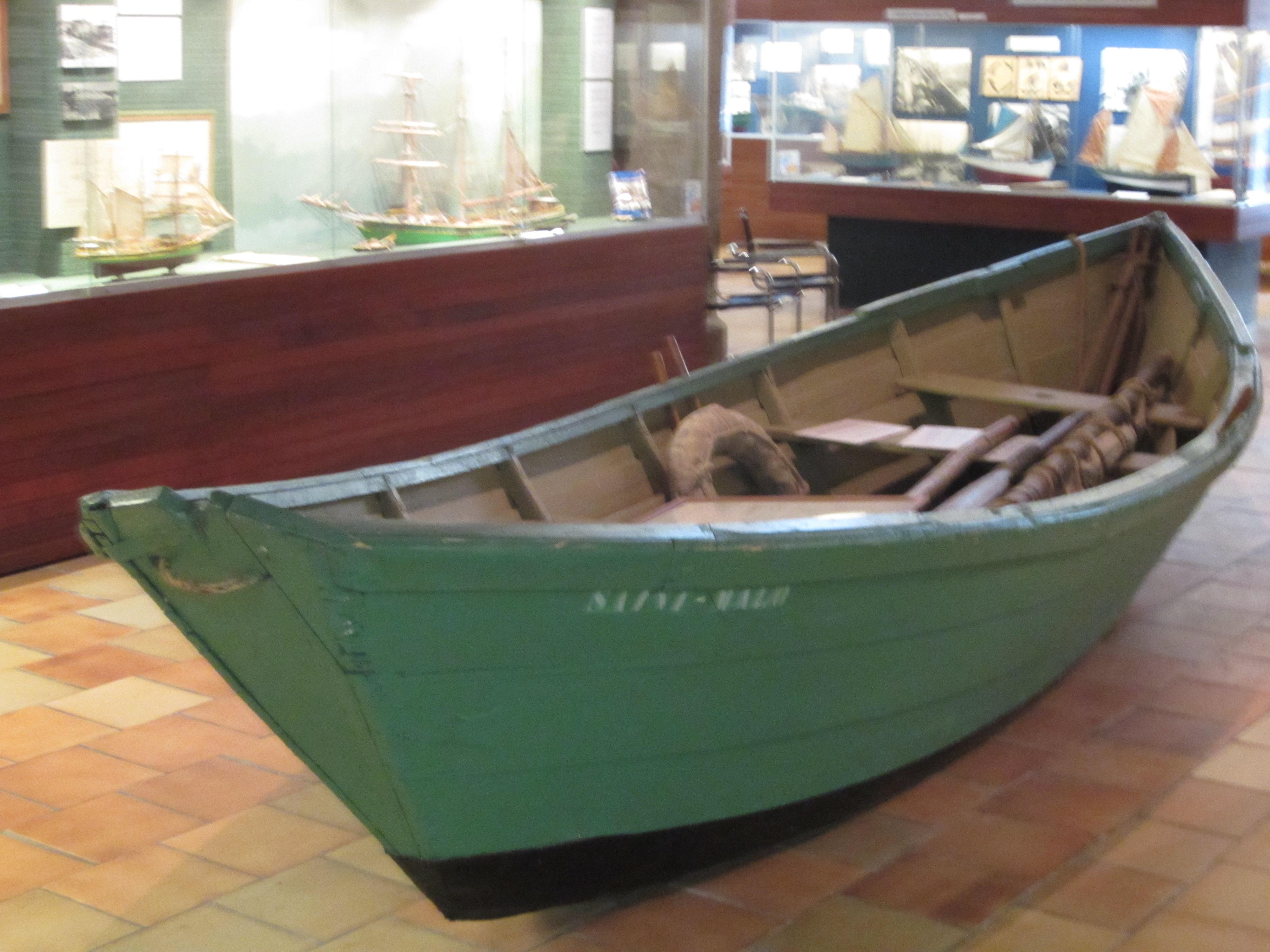 Il dory piccola grande barca da pesca sandro feruglio for Barca a vapore per barche da pesca