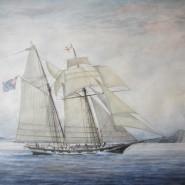 """Il Brigantino- Goletta """"ZEFFIRO"""" della Marina del Regno di Sardegna 1812 – 1841"""