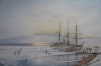 La spedizione Italiana al Polo Nord del Duca degli Abruzzi nel 1899- 1900