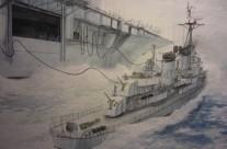 U.S.S. Prichett DD 561