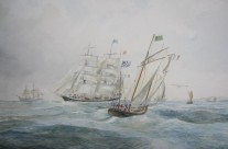 TALL SHIP RACE – TOULON SEPT.2013