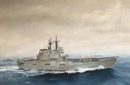 Portaerei Garibaldi ( CVS 551)