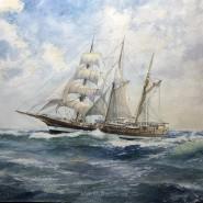 "Nave "" Palinuro"" nel 1955"