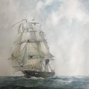 C'è un po di storia italiana nella storia dell USS Constitution