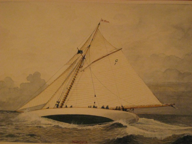 02. S.y. Mariquita Dis. W. Fife III – 1923